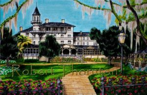 Jekyll Island Resort by Haydaad