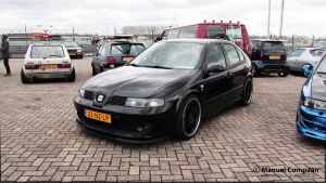 2003 Seat Leon by compaan-art