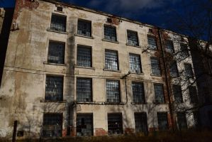 Factory: Outside by FadingHistory