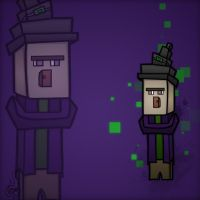 Minecraft Mob Spotlight: Witch by TruCorefire