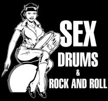 Sex, DruMs and Rock'n'Roll by Stockmen