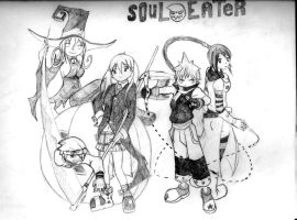 Soul Eater by BartJuh05