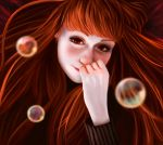 RED BUBBLES by inoxdesign