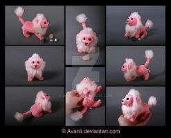 Fan Plush: Lion from Steven Universe by Avanii