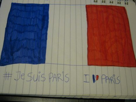 For Paris by camilah