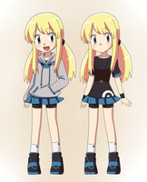 Pokemon OC Adoptable ~ IV -closed- by KurumiErika