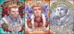 DA - The Future Paths of Alistair: Floral Edition by aimo