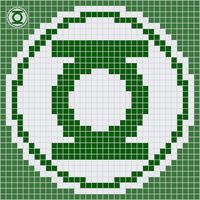 Green Lantern Emblem by Alien-Exile