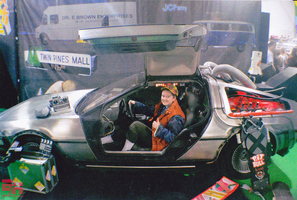 I WAS IN THE FREAKIN' DELOREAN by Courtneymc07