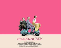 Roman Holiday by eponinelle