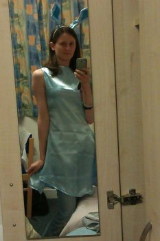 Glaceon Cosplay~ WIP by sweetdream242424163