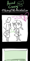 Animal Crossing New Leaf - comic 30 by TheJennyPill
