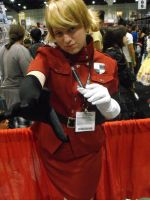 Seras Victoria Cosplay by SuperSonicHero10