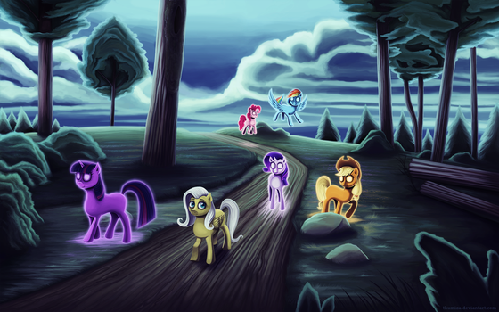 My Friends Will Always Be There by thumiza