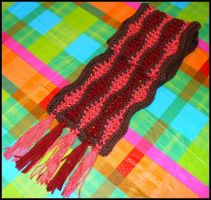 Wavy Scarf by radioactive-orchid