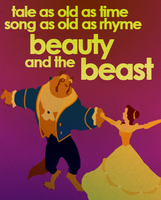 Tale as Old as Time by hallothur