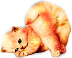 Gato PNG by TheAxelLove