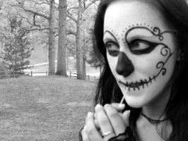 day of the dead by supergirlher