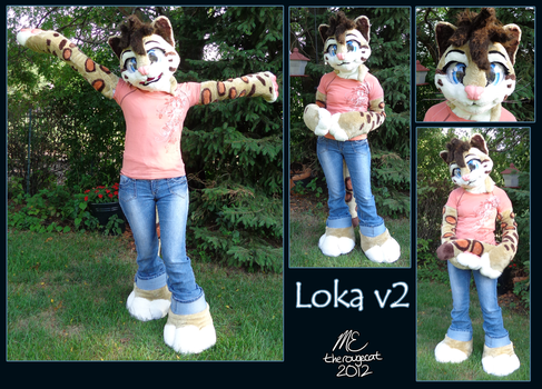 Loka partial v2 by therougecat