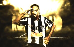 Ronaldinho!! by LifalixDesign