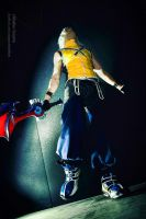 Diving Through - Riku Kingdom Hearts Cosplay by LC by LeonChiroCosplayArt