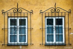 Windows of Warsaw by Dinozzaver
