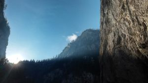 Bicaz Canyon 2 by TheSpectral-Wolf