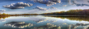 Snelling Lake Panorama by Austron