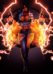 Let's hit it, boy! by JassyCoCo