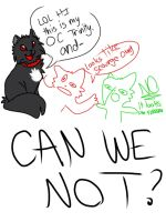 WHY I HATE THE WARRIORS FANDOM by JewelyCat