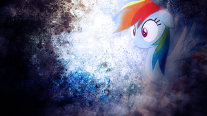 Surprised Rainbow Dash by SandwichDelta