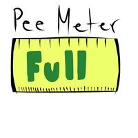 Pee metre. by No-Yuki