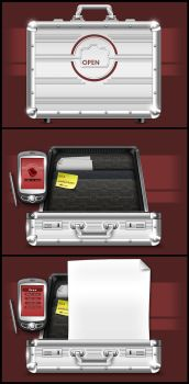 Suitcase Homepage by Aeon2