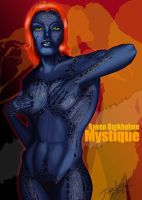 X-Men: Mystique Reloaded by ChanJP