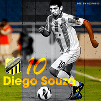 Diego Souza by al3ameed1927