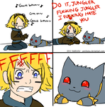 LoL :: Jungler by Yamikaisu