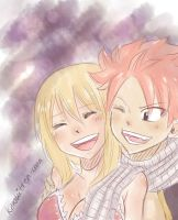 NaLu Week(personal prompt)- Our happiest moments by Karokitten-chan