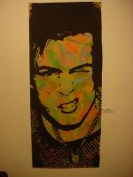 Sid Vicious mayday by chrispjones