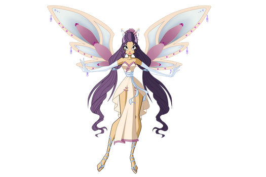 COM: Anneli Enchantix design by anazgred