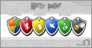 harry potter's icon by Saint-M