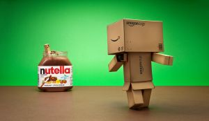 NUTELLA I'M COMING FOR YOU by acerl310