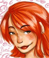 Nami-happy by Sogequeen2550