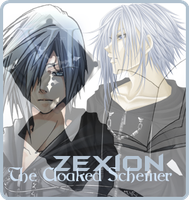Zexion by H-Lawliet
