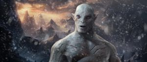 Azog the defiler by Variones