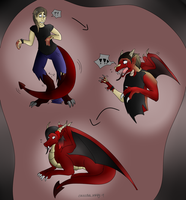 Dragonizer (TF sequence commission) by BadHarpy