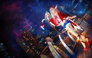 Macross Frontier - Obelisk Sheryl by Xeno-Photography