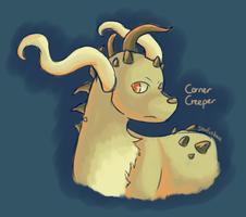 Mutant Gelert CornerCreeper by Southrobin