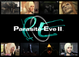 Parasite Eve 2 - Wallpaper by NatlaDahmer