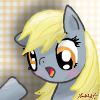 Derpy Hooves by SugarSketch