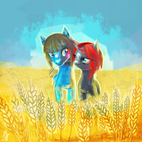 Field by ErinLiona